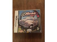 Nintendo DS Herbie Rescue Rally game