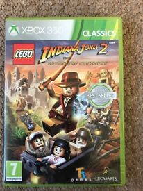 LEGO Indiana Jones 2, XBOX 360