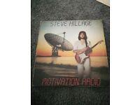 Steve Hillage Motivation Radio vinyl lp