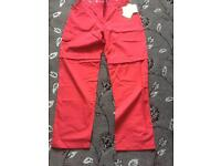 NEW size 14 Regatta Zip off Walking Trousers