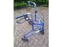 Ztec Mobility Walker great condition blue