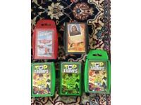 Top trumps card games toys