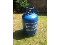 15 kg Gas Bottle