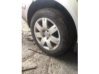 """vw passat 16"""" wheels x4"""