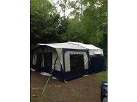 Conway 2007 Trailer tent in great condition with full awning.