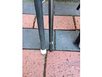 Carp Rod , Flot Rod, 42 inch landing net &a pole