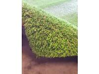 ARTIFICIAL GRASS 6MTRS BY 4 MTRS 40MM PILE