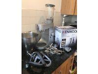 Kenwood Chef Major Titanium KM020 food mixer 6.7 litre