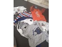 Boy's clothing 6 tops all new with tags