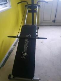 Bodyweight full body machine