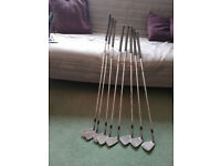 Ryder power forge Irons