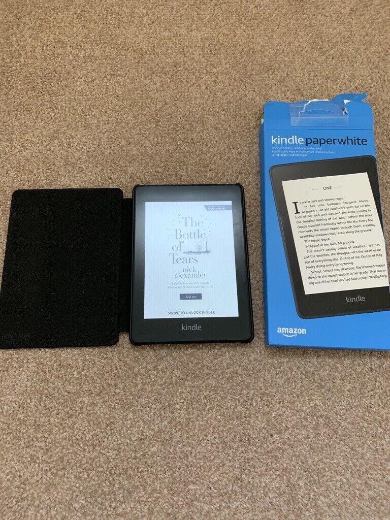Kindle paperwhite | in Royston, Cambridgeshire | Gumtree