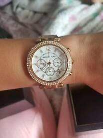 Real Michael Kors watch