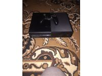 SELLING XBOX ONE+CONTROLLER+HEADSET+ADVANCED WARFARE