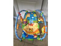 TINY LOVE Gymini Baby Bouncer Seat