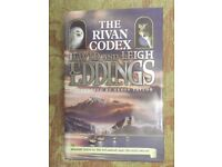 The Rivan Codex by David & Leigh Eddings - First edition hardback 1998 - As New condition