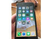 IPhone 6 64gb space grey unlocked exc cond