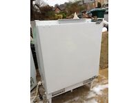 Intergrated fridge, Perfect condition! 60cm