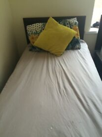 SINGLE BEDS WITH MATTRESS
