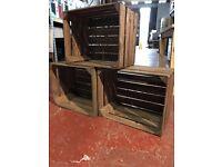 Brand New Unused Original Vintage Wooden Apple Crate/Storage/Display £14.00 Each