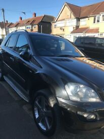08 plate EDITION 10 black ML320 fully loaded