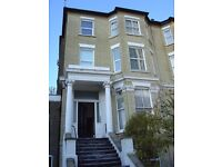 One bedroom furnished first floor flat, five minutes from Swiss Cottage tube