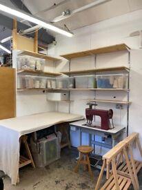 Studio Space in the hearth of Dalston