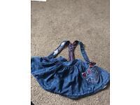 Girls next dress and skirt 9-12