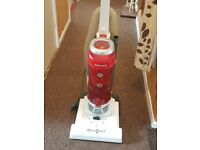 Hoover bagless upright