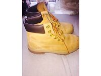 Size 5 timberlands woman's