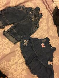 Baby's clothes size 0-3 and 3-6