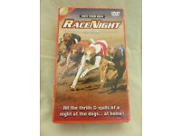 Host your own Race Night Greyhound Dog Racing DVD Game