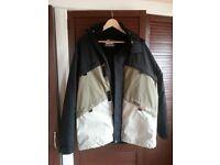 QUICKSILVER Mens Jacket Medium £20 SALTNEY