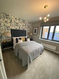 Luxury new build large double bedroom to rent