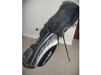 Full set of golf clubs with extras inc Ben Sayers M9 Putter