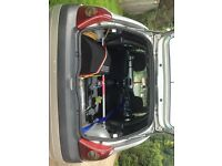 Modified mk2 renault clio parts, spares and repairs