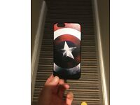 Iphone 6S cover, Captain america