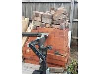 Brand new bricks pallet roughly 500 plus extra