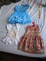 baby gown dresses robes de robe de bébé
