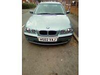 bmw 316 automatic £499