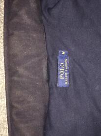 Ralph Lauren genuine navy blue coat