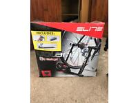 Elite volare mag elastogel cycle trainer for use with bike