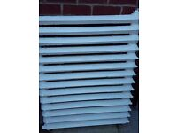 Free Standing cast iron radiator