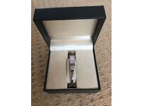 Gucci Bangle Watch Genuine , Pink Face