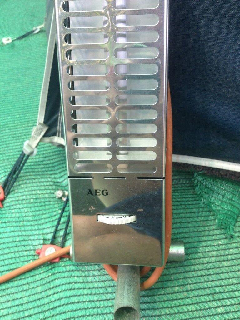 Awning Heater Camping Caravan Motorhome AEG Radiator FWR 5 ...