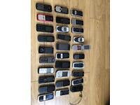 30 Nokia mobile phones