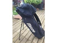 Mizuno Golf bag with stand