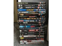 DVD Bundle (Horror/Thriller)