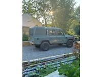 Landrover Defender 110 Double cap pick up