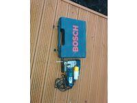 110v Bosch 2000 jigsaw